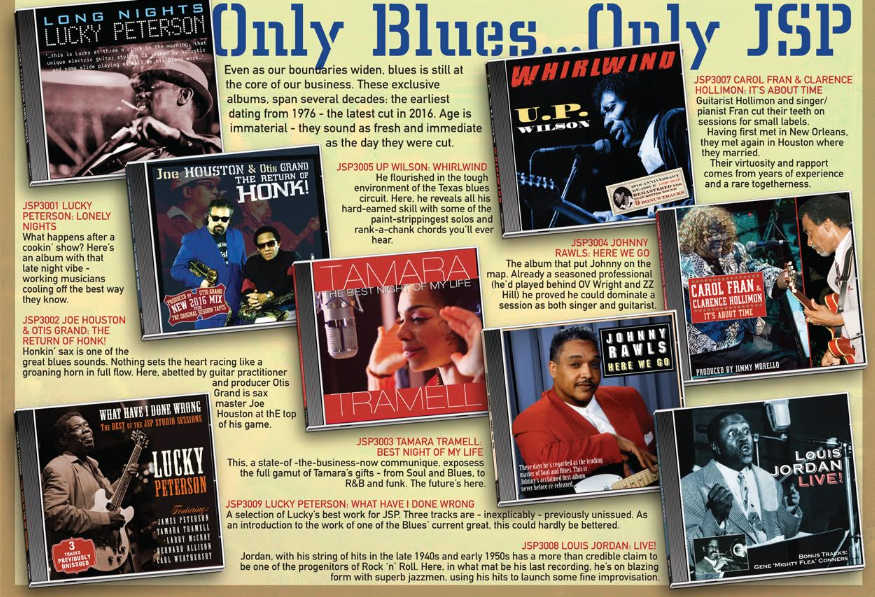 Only Blues...Only JSP